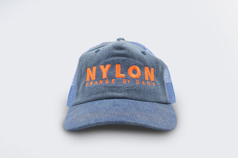 Nylon Trucker Hat Collab