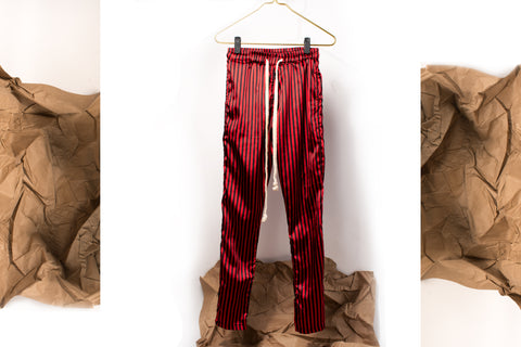 Silk Groupie Pants
