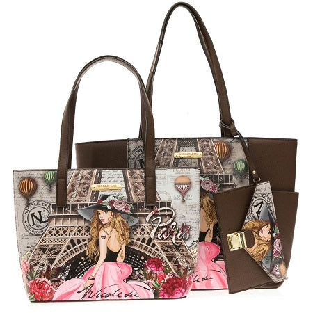 Vivian Dreams Paris Tote Bag - Nicole Lee