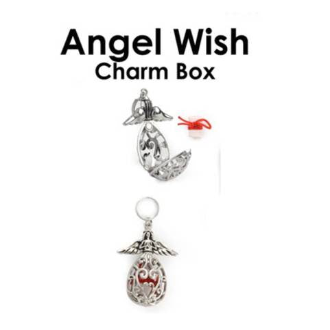 Angel Wish Charm