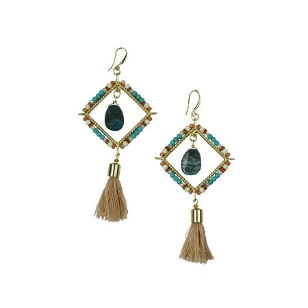 Cornella Bohemiam Earrings