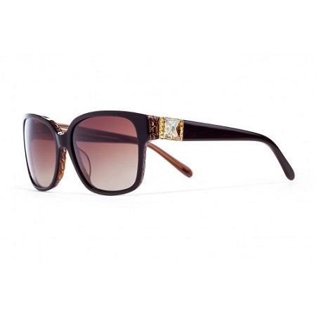 Jimmy Crystal Bella Sunglasses