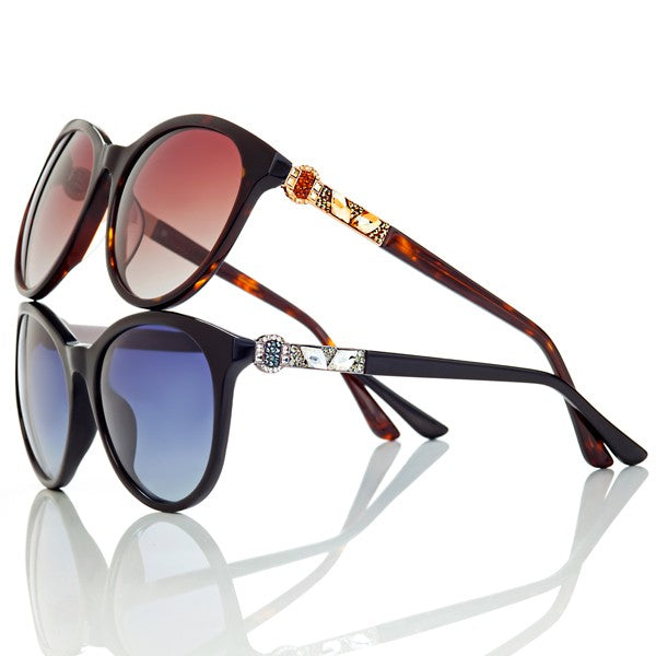 Jimmy Crystal Eleanor Sunglasses