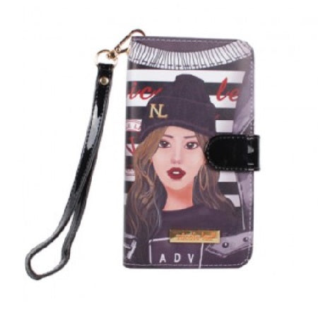 Paola Is Tomboy Phone Case - Nicole Lee