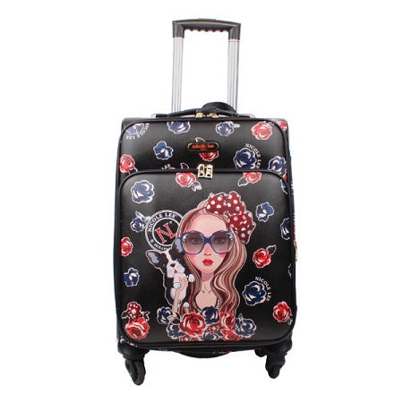 Betty Carry On Luggage - Nicole Lee