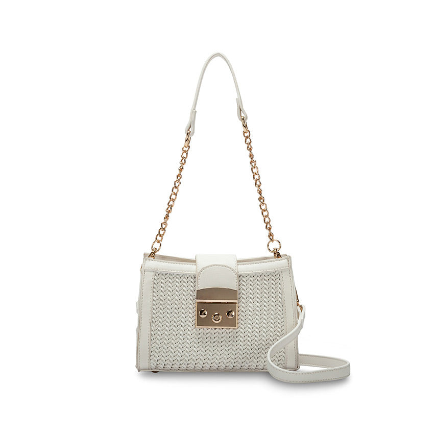 Sodi White Cross Body