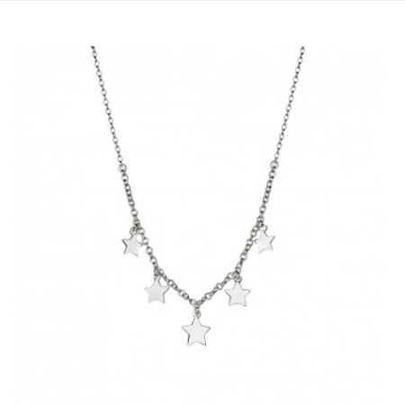 Tiny Treasures Stars Necklace