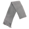 Ribbed Frill Scarf