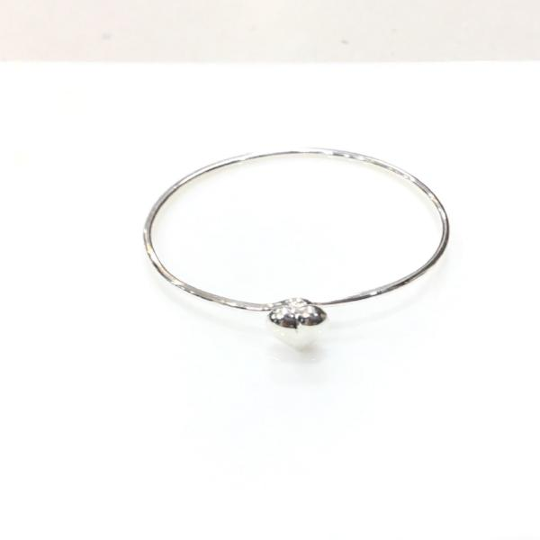 Tiny Treasures Heart Bangle