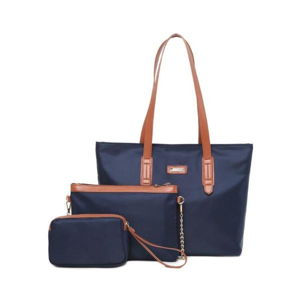 Large Oxford Cloth Tote Bag Set in 4 Colours