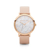 Bondi Marble Peach 35mm Christian Paul Watches