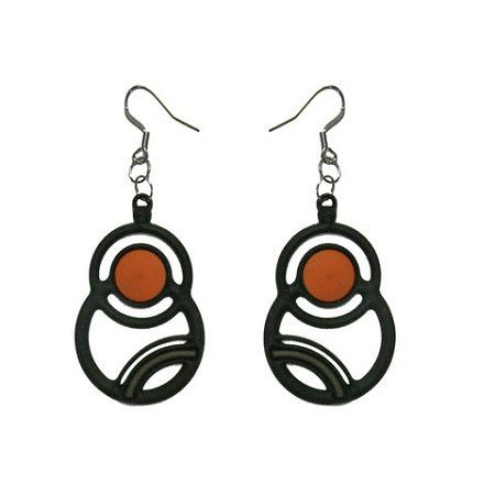Saturne Earrings - Batucada