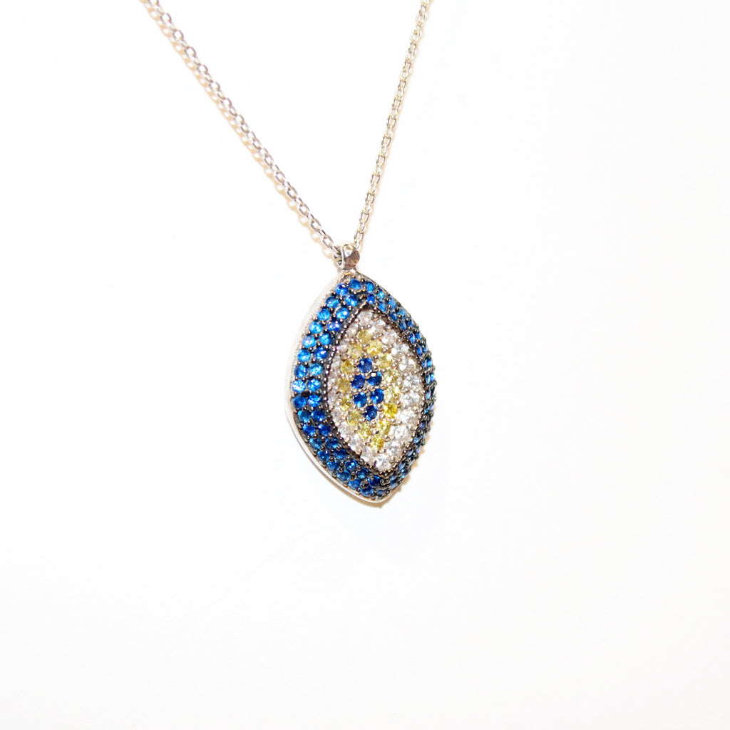 REDUCED Evil Eye Necklace