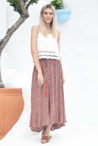 Honey Child Maxi Skirt