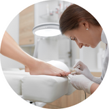 Louise M recommends visiting a podiatrist if you have any foot concerns.