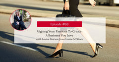 Louise M shoes Louise Matson speaks with Productpreneur Success