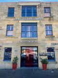 Founder of Louise M shoes, the most comfortable work shoes, recommends The Henry Jones Art Hotel, Hobart Tasmania