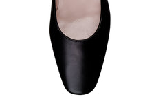 Stylish toe shape for comfort and fashion. Most comfortable low heel shoes. Worn by Virgina Australia and Qantas Cabin Crew