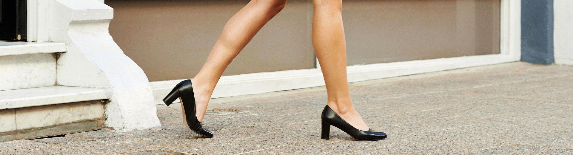 Louise M shoes stylish and comfortable shoes for cabin crew and corporate women