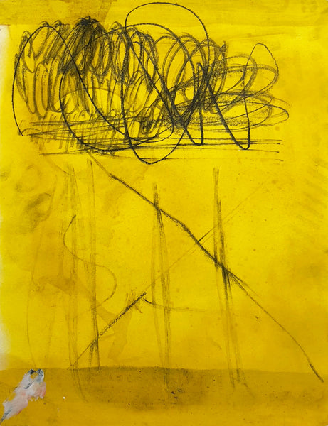 Untitled (Work on Paper), 2014-18. Sebastian Helling