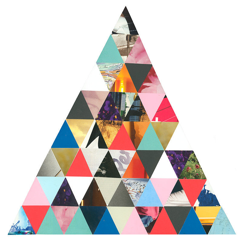 Collage Pyramid, Briony Barr 2014
