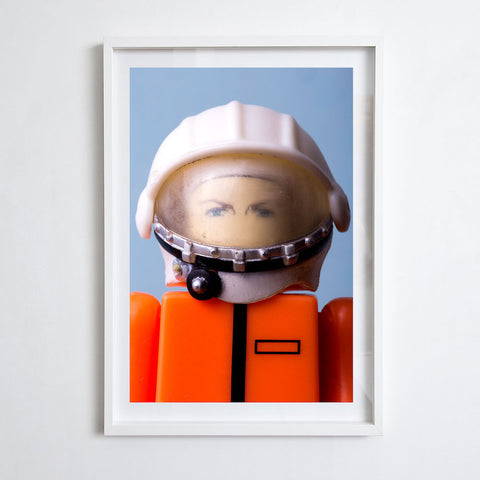 Broken - Scuba LEGO Man, 2015. David Edney