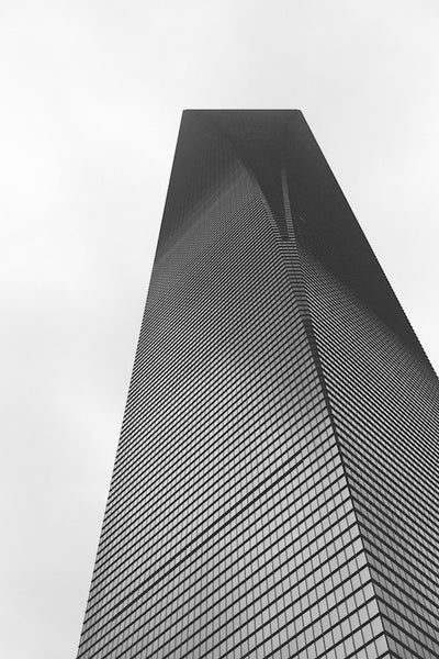 Structure - Shanghai World Financial Center, 2015. David Edney