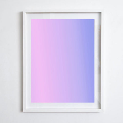 Fade - Purple to Pink, 2015. Ed Granger