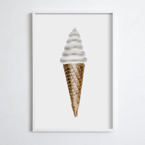 Soft Serve, 2016. Juan Leyva