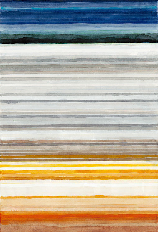 Color Bands - Yellowstone, 2014. Julika Lackner