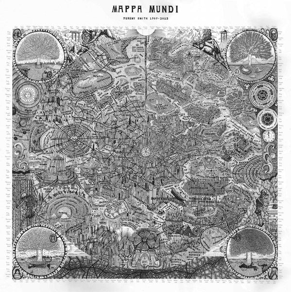 Mappa Mundi, 2012. Jeremy Smith