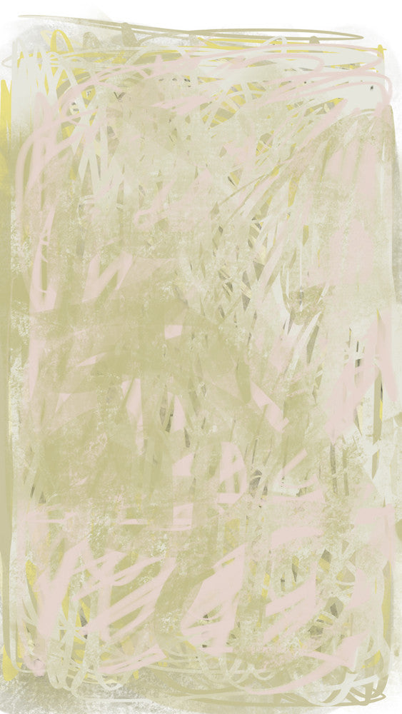 Untitled - Pink & Sand, 2016. Kimberly Rowe