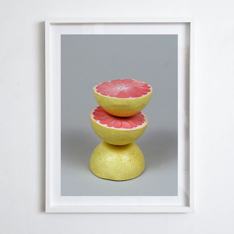 Grapefruit Stack, 2012. Michelle Matson