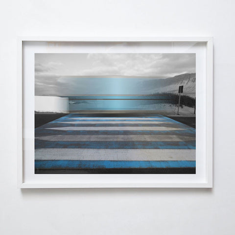 Famara Playa Moves, 2014. Print by Michael Wei  k ppel