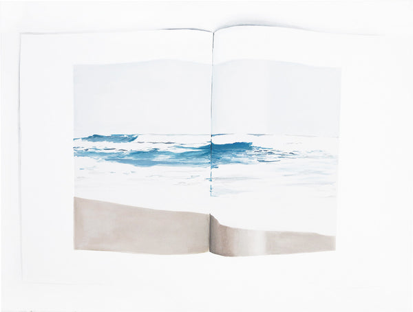 Book of the Sea, 2016. Michael Weisskoeppel