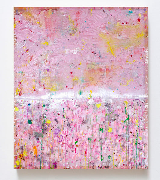Pink Dream, 2016. Kimberly Rowe