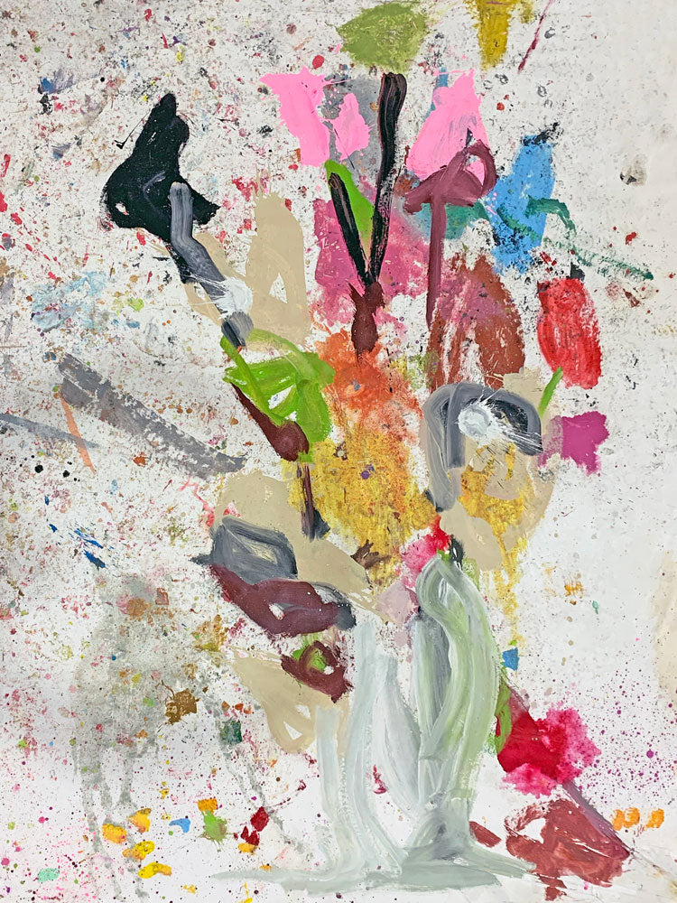 The Flowers of Romance No.4, 2019. Jorge Galindo