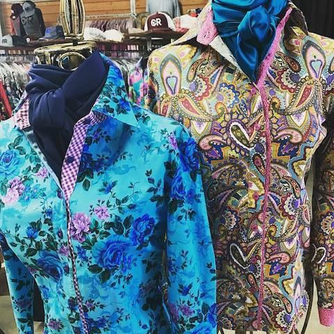 CR RanchWear is a family owned company based in Dallas, Texas. Our western shirts are made in America from the finest fabrics.