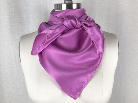 CR RanchWear CR Rose Silk Scarf 36x36