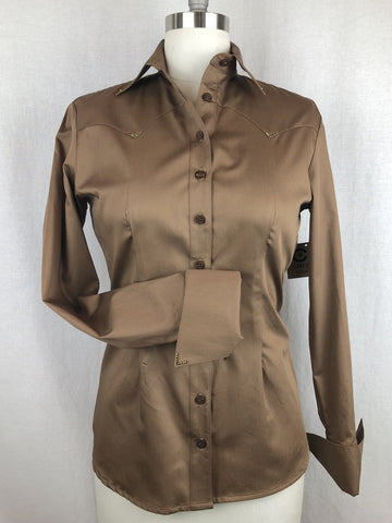 CR RanchWear Physical CR Classic Bronze Cotton Sateen