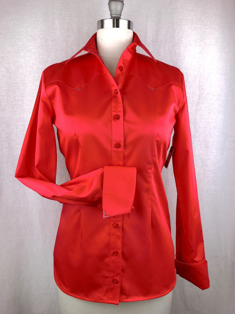 CR RanchWear Physical CR Classic Hot Coral Cotton Sateen