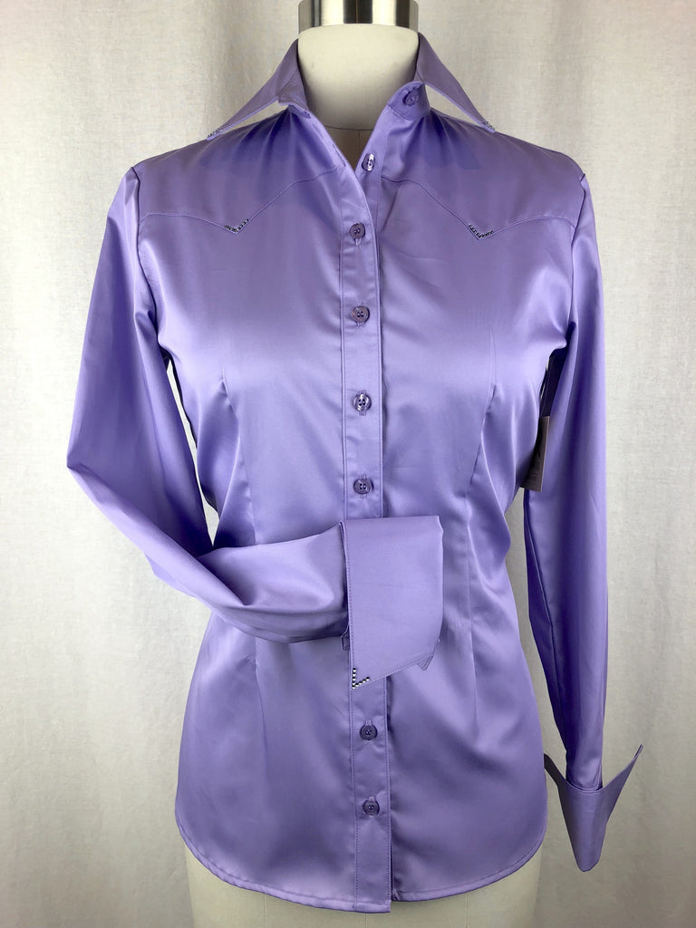CR RanchWear Physical CR Classic Lavender Cotton Sateen