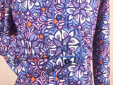 CR RanchWear Physical CR Girls Purple Kaleidoscope