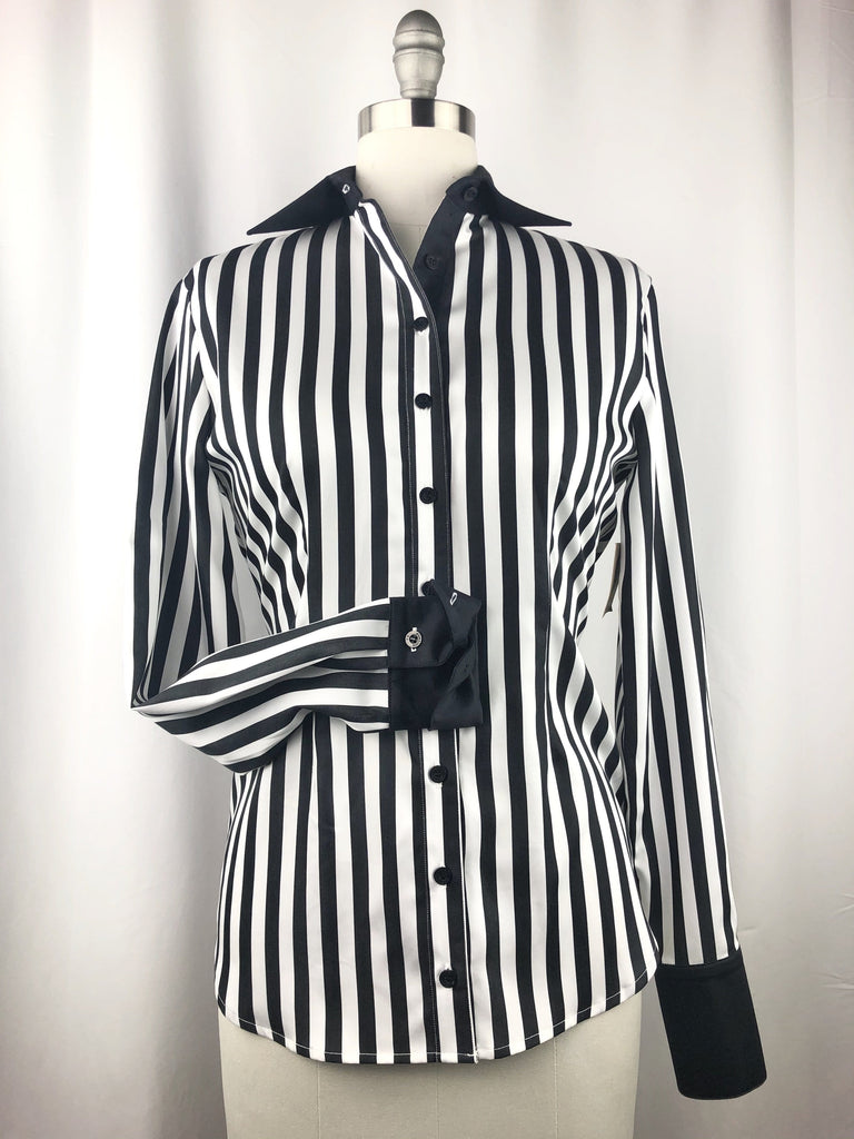 CR RanchWear Physical CR Tradition Black and White Bengal Stripe