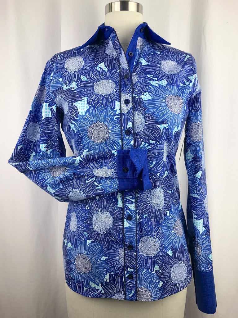 Buy Cr Tradition Flores Azules At Cr Ranchwear For Only 99 00
