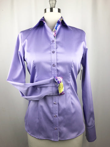 CR RanchWear Physical CR Tradition Lavender Cotton Sateen