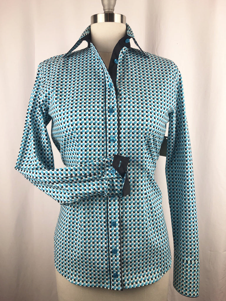CR RanchWear Physical CR Tradition Piece of Pie Teal