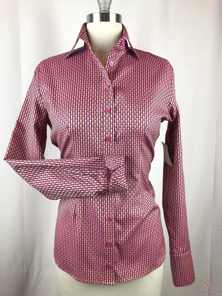 CR RanchWear Physical CR Tradition Pink'in Peach Cobbler Italian Cotton