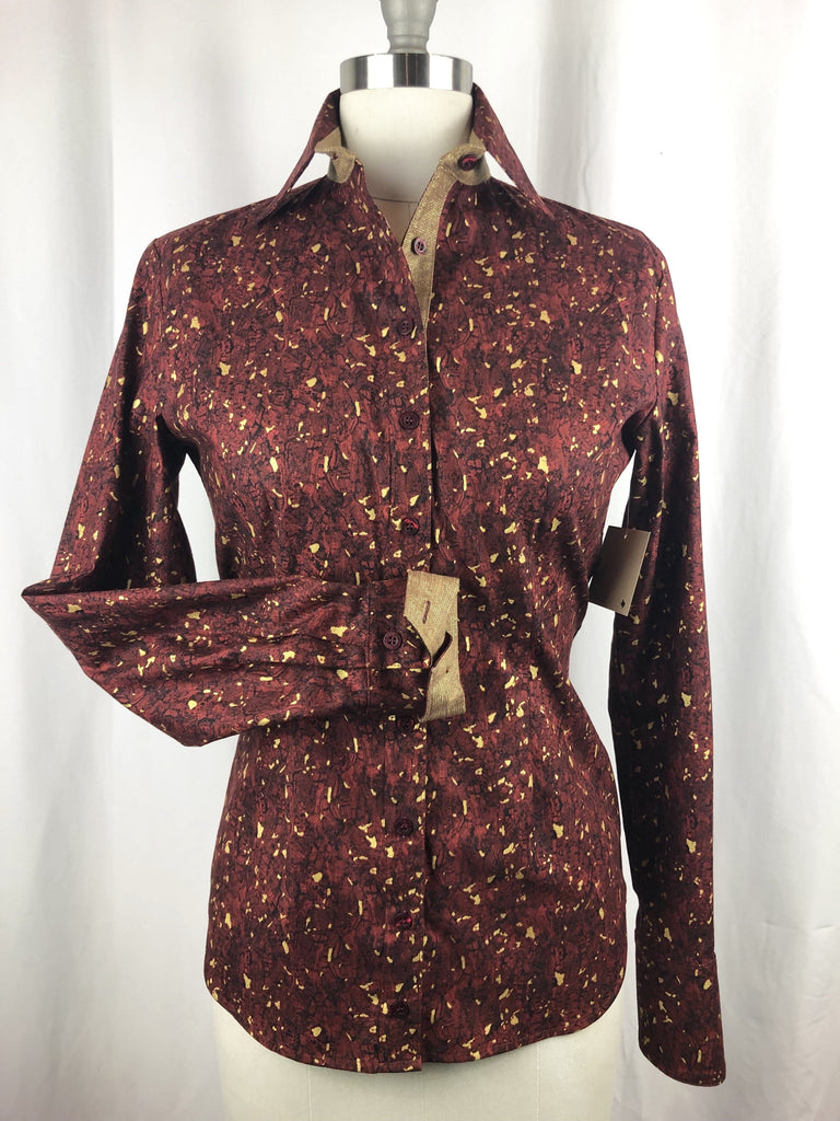 CR RanchWear Physical CR Tradition Rust Cork with Gold Fleck