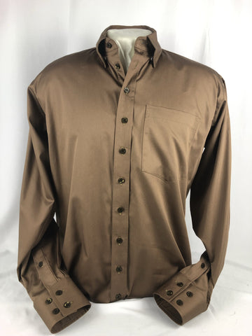 CR RanchWear Physical CR Western Pro Bronze Cotton Sateen